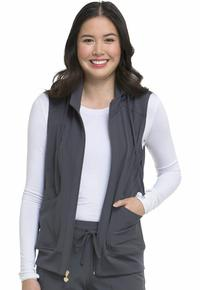 Vest by Cherokee Uniforms, Style: HS500-PEWH